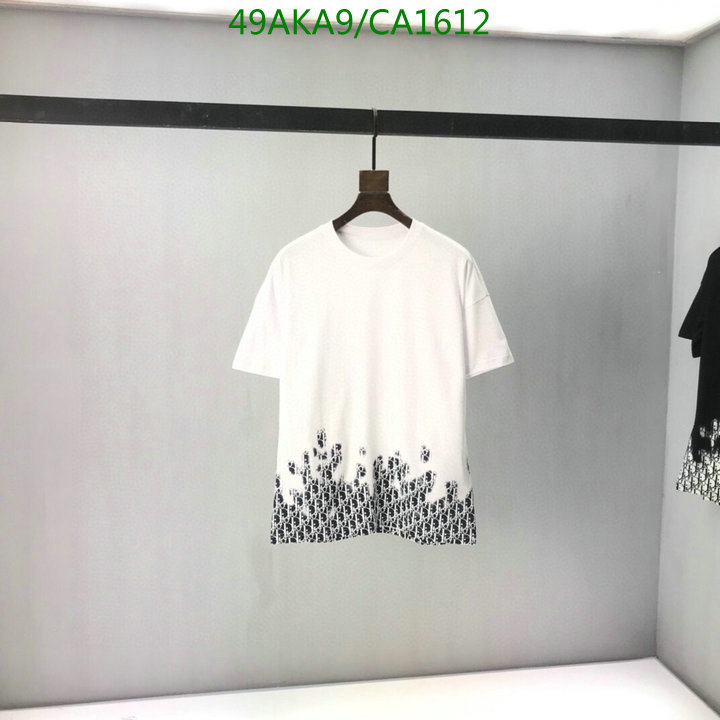Dior men's and women's clothing