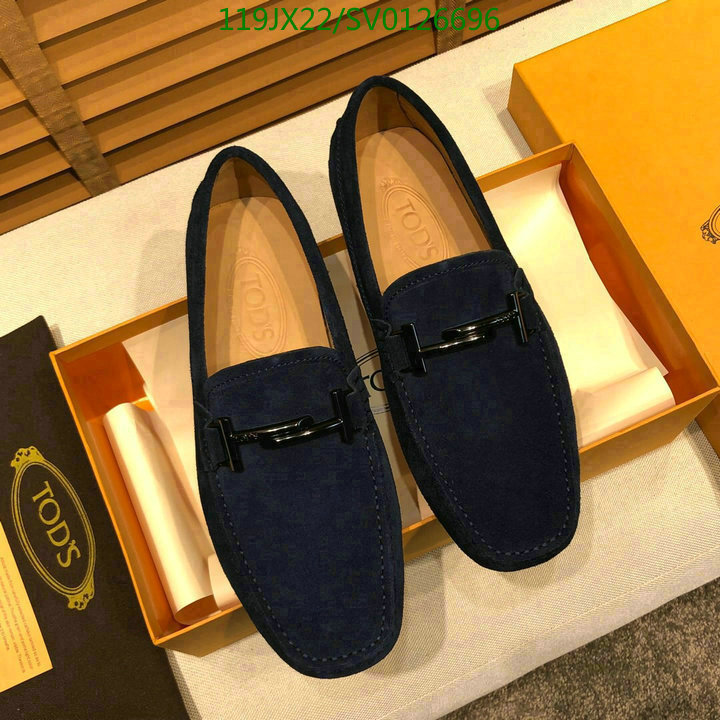 Tod's men's shoes
