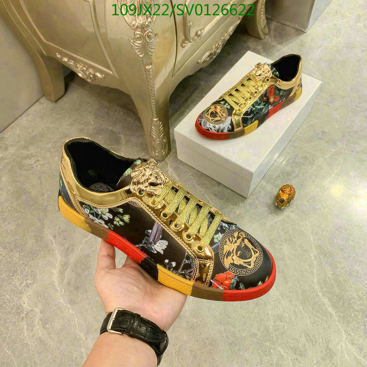 Versace men's shoes