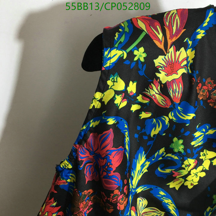 Versace 2021 latest short-sleeved summer comfortable and cool short-sleeved women's clothing