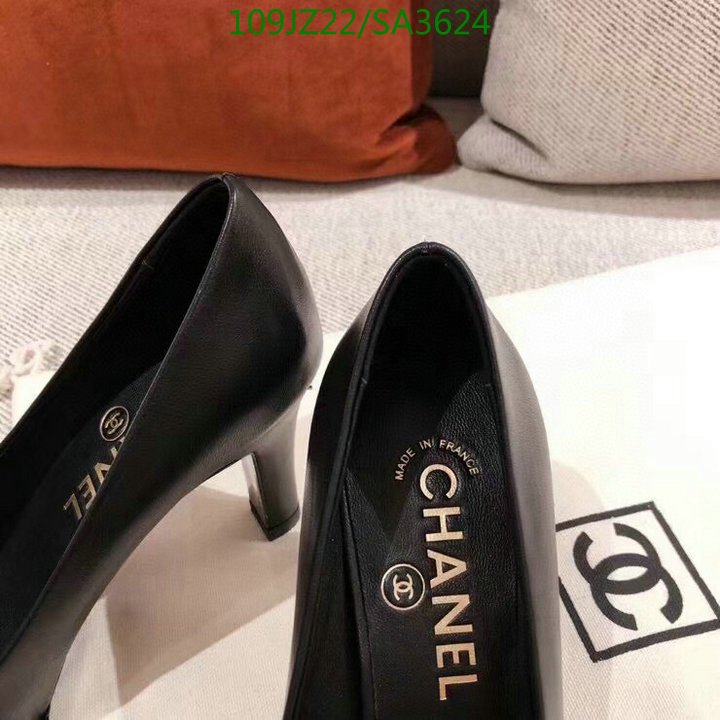 CHANEL fashion ladies banquet shoes hot sale ladies short sleeve pointed high heels women's shoes