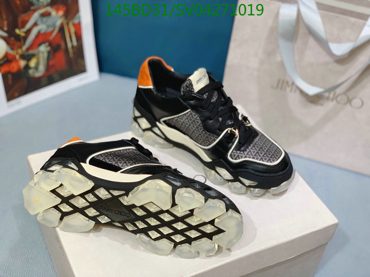 Jimmy Choo outdoor running shoes comfortable hiking shoes casual shoes women's shoes
