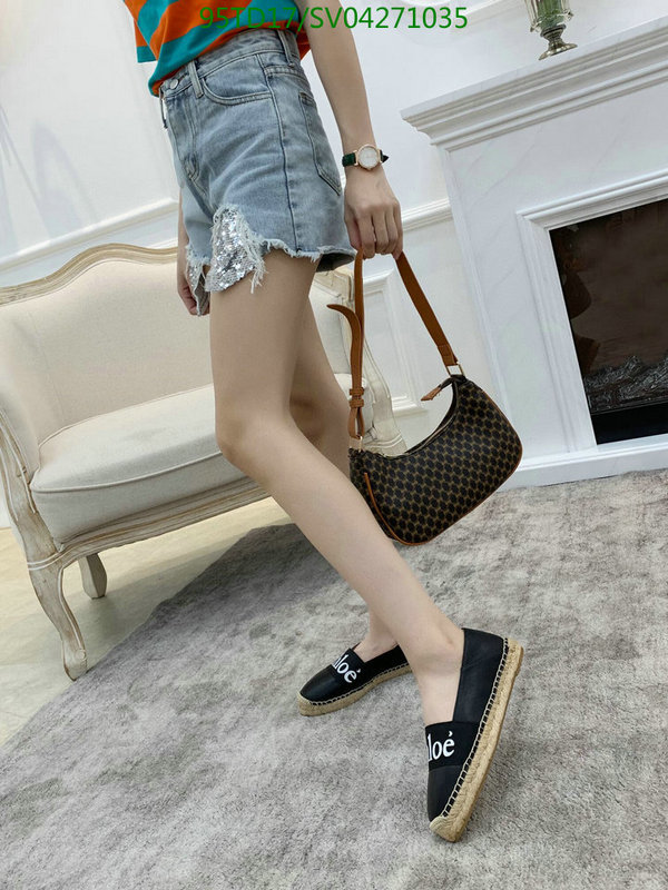 Chloé new hot-selling fisherman shoes comfortable lightweight lazy shoes casual shoes women's shoes