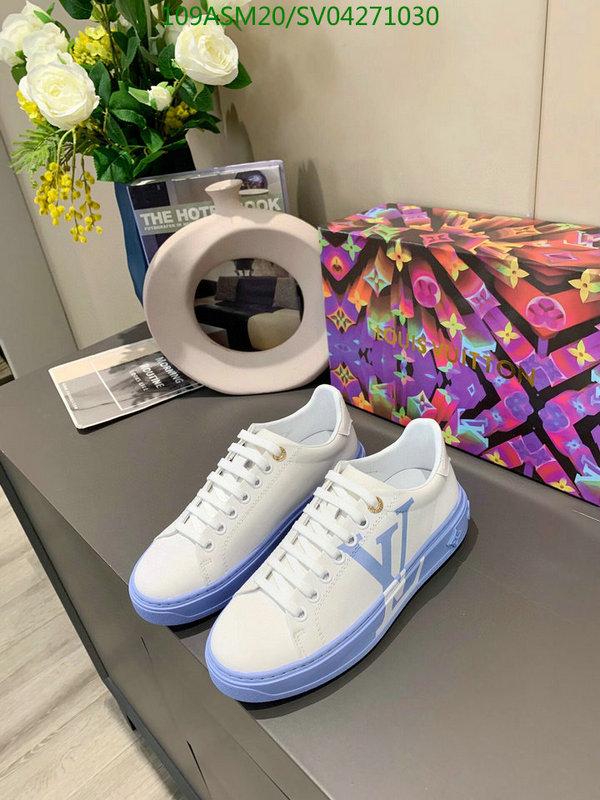 Louis Vuitton new sneakers simple fashion white shoes outdoor casual shoes sports shoes LV women's shoes