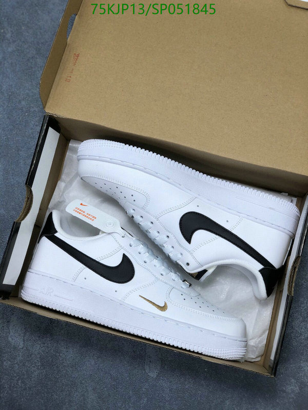 Nike fashion simple white shoes sports shoes casual shoes men's and women's shoes