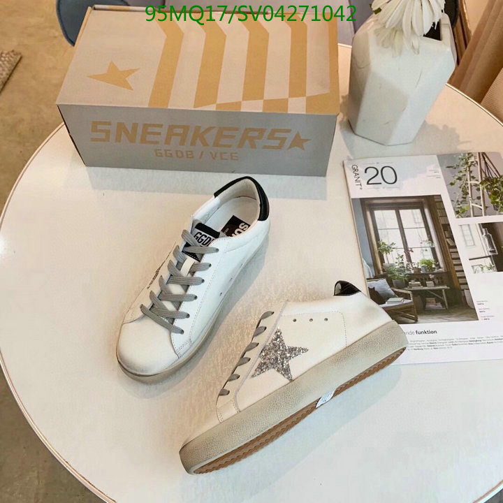 Golden Goose new ladies white shoes lace up sports shoes casual shoes outdoor running shoes women's shoes