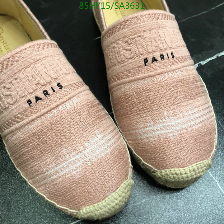 Dior new fisherman shoes comfortable lightweight lazy shoes fashion 2021 flat shoes women's shoes
