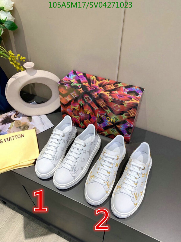 Louis Vuitton men's casual shoes lace up sports shoes outdoor hiking shoes simple and fashionable white shoes LV men's shoes