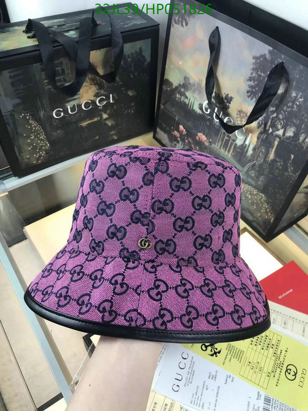 Gucci new multicolor bucket hat fashion fisherman hat 2021 hot-selling hat vacation travel leisure hat men's and women's hat (cap)