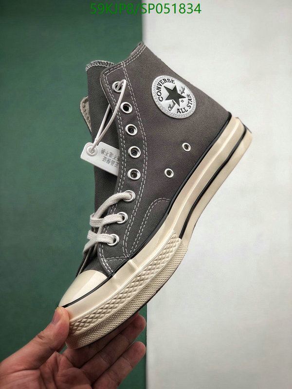 Converse 2021 new high-top shoes hot sale canvas shoes lace-up sports shoes outdoor casual shoes men's and women's shoes 163298c