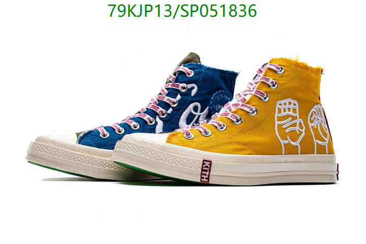 Converse fashion high-top shoes 2021 hot sale men's and women's shoes canvas shoes color matching casual shoes sports shoes 162990c