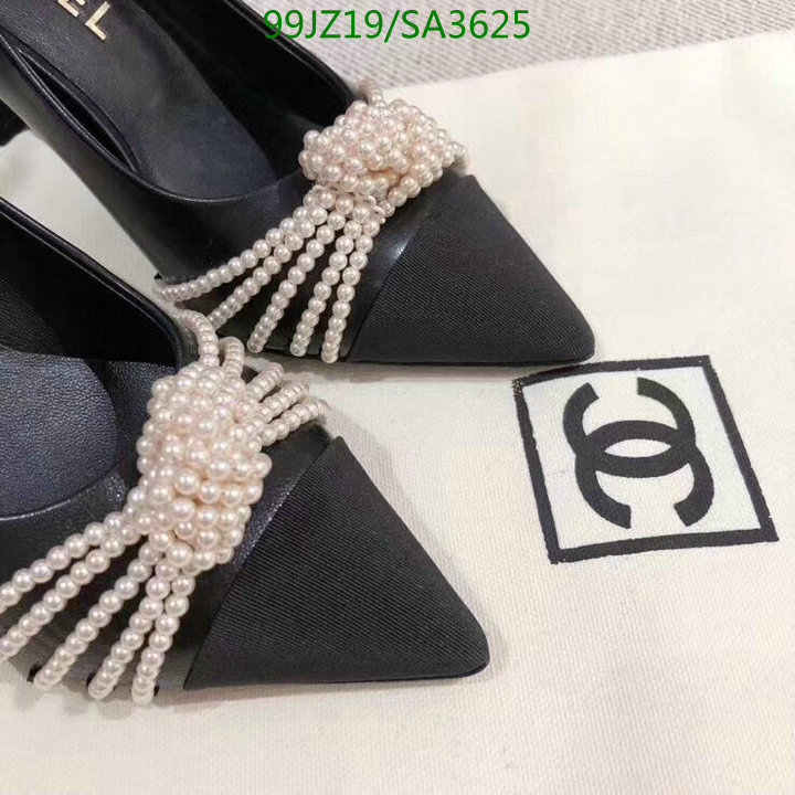 CHANEL fashion pointed high heels ladies single shoes pumps temperament evening shoes women's shoes