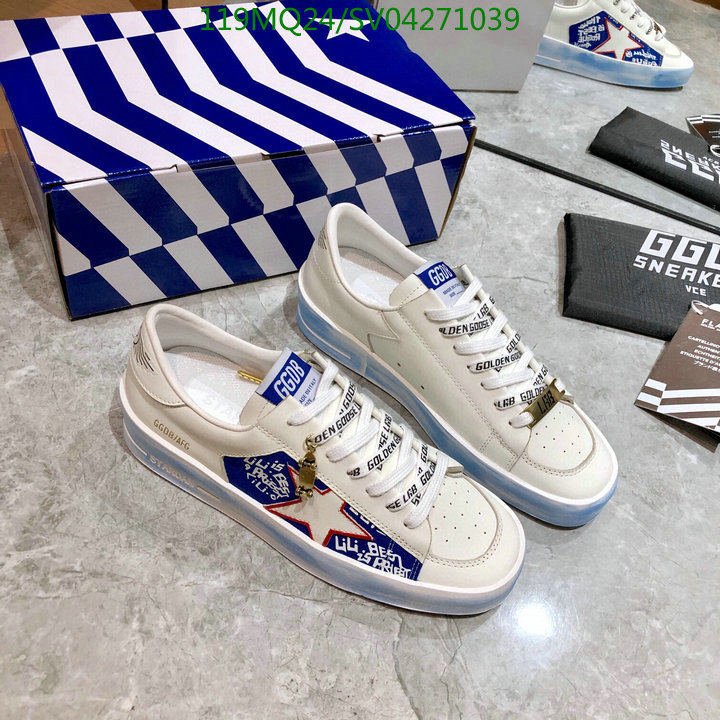 Golden Goose women's multicolor casual shoes outdoor sports shoes lace-up running shoes women's shoes