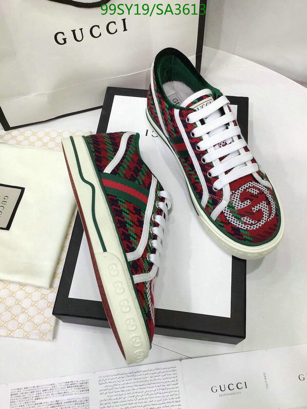 Gucci couple sneakers 2021 new simple casual shoes men's and women's Shoes