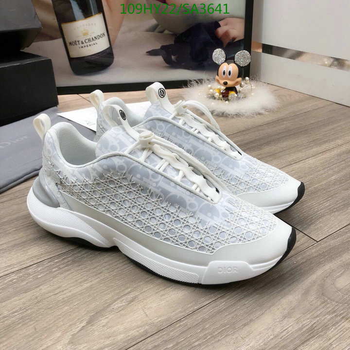 Dior 2021 new couple shoes fashion sports shoes running shoes men's and women's shoes