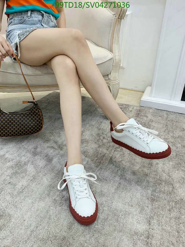 Chloe Comfortable Simple White Shoes Lightweight Sports Shoes Fashion Casual Shoes Women's Shoes