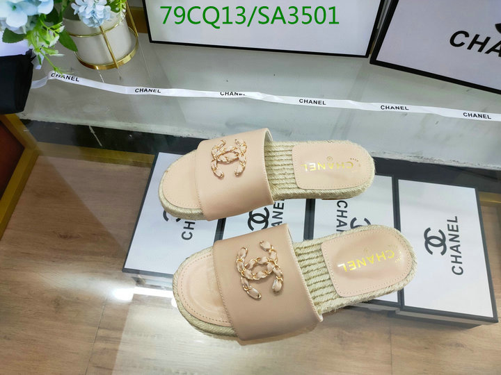CHANEL Outer Wear Flat Fashion Slippers 2021 New Ladies Beach Shoes Home Shoes Women's Shoes