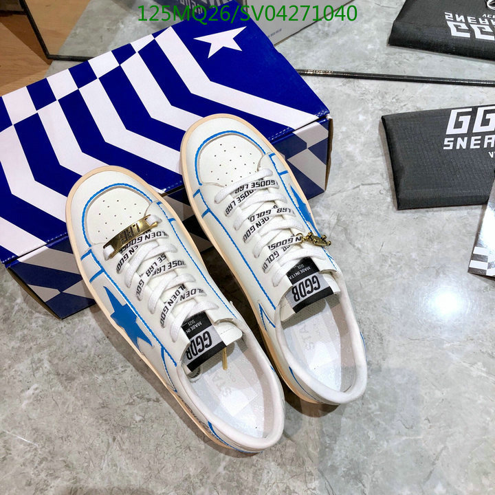 Golden Goose Fashion White Shoes Lightweight and Comfortable Sports Shoes Casual Shoes Women's Shoes