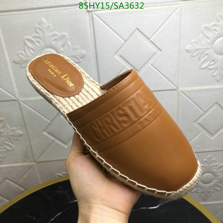 Dior 2021 new hot sale Baotou slippers summer casual slippers fashion ladies slippers women shoes