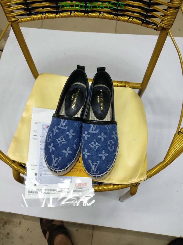 Louis Vuitton women's casual shoes lazy straw woven fisherman shoes women's round toe casual low-top shoes thick-soled loafers LV women's shoes