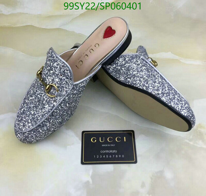 Gucci good quality genuine leather slippers fashion ladies outer wear slippers trendy Baotou slippers women's shoes