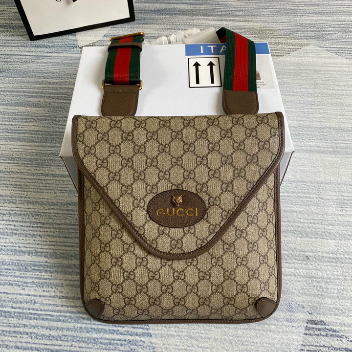 Gucci men's and women's bags 599521