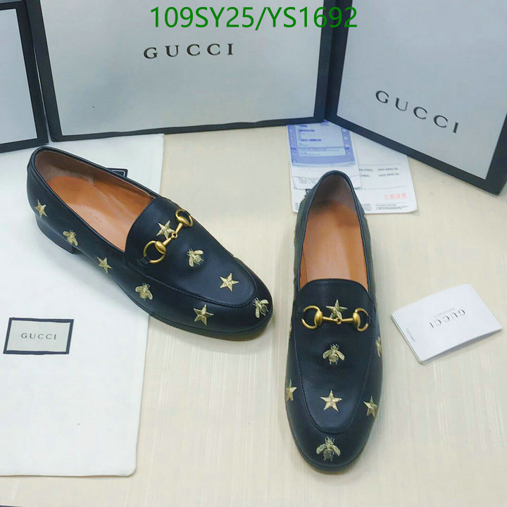Gucci men's and women's shoes