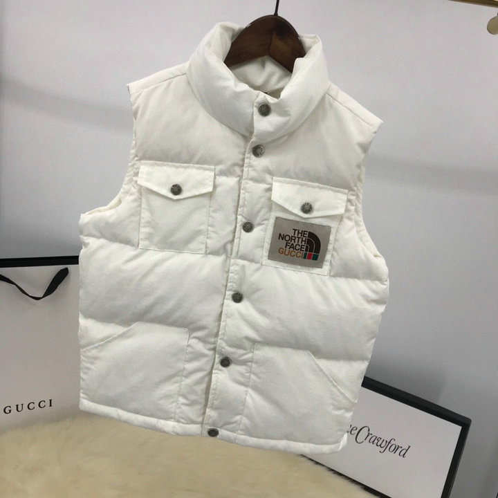 Gucci&The North Face Kids clothing