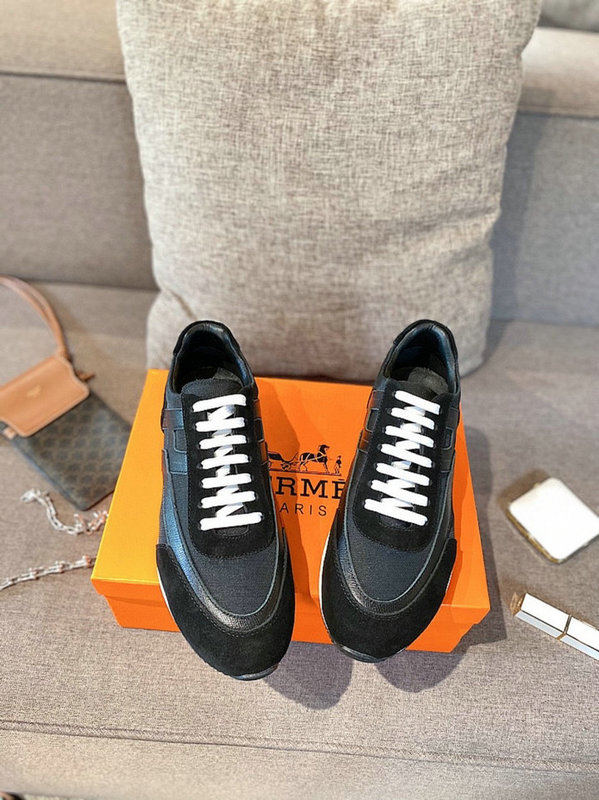 Hermes men's and women's shoes