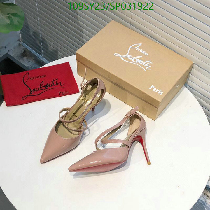 Christian Louboutin classic luxury ladies high heels women's shoes pointed toe dress shoes