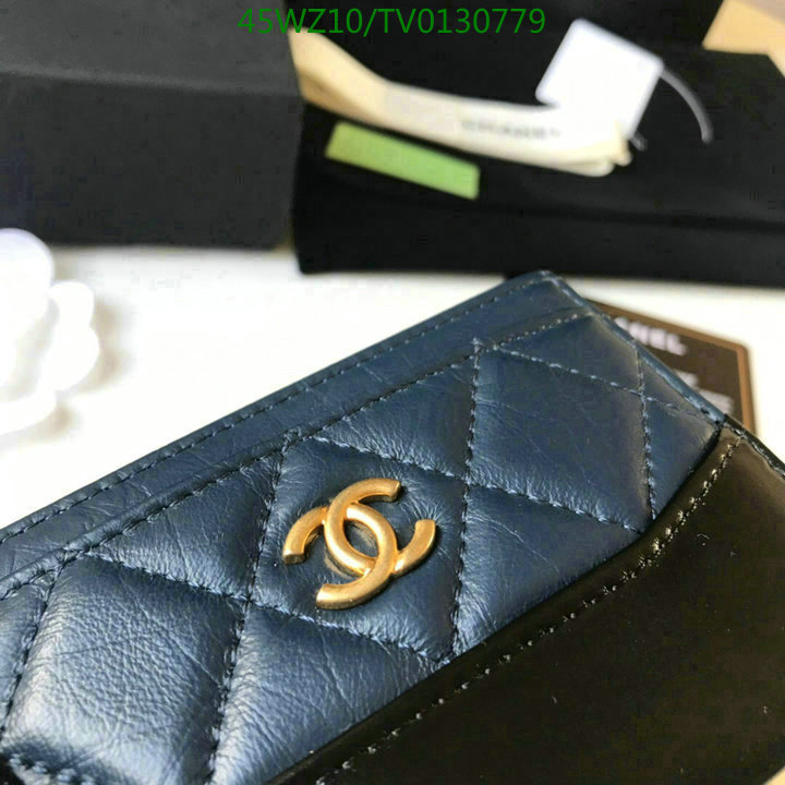 CHANEL new ladies mini coin purse multi-card slot card holder business card holder A84368