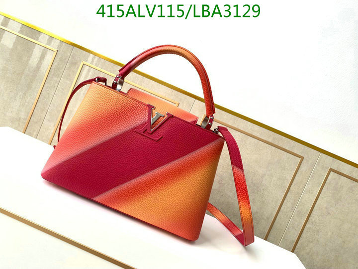 Louis Vuitton women large capacity handbags best quality one-shoulder messenger bag LV bags