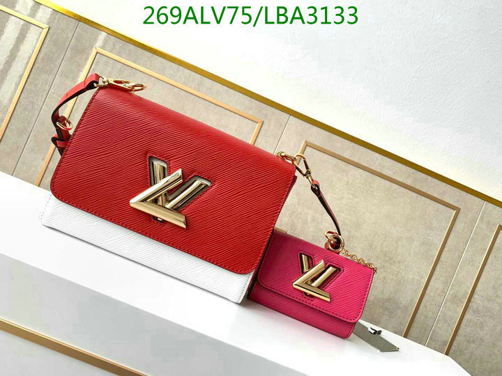 Louis Vuitton women's shoulder bag fashion handbag with mini wallet LV women's bags