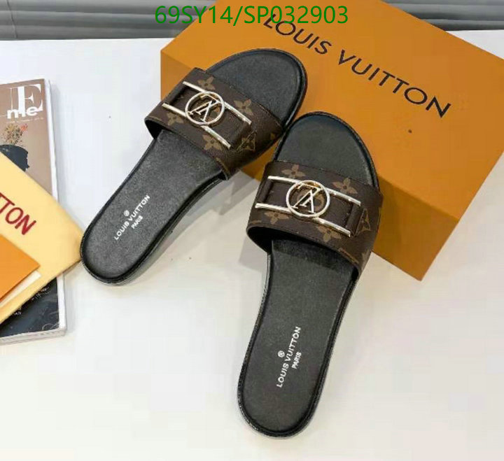 Louis Vuitton Slippers Home Shoes Casual Shoes Fashion Beach Shoes Women's Shoes LV Shoes