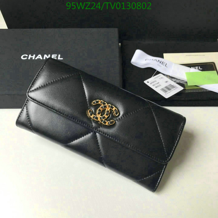 CHANEL new large-capacity wallet multi-card wallet women's wallet Apo955B