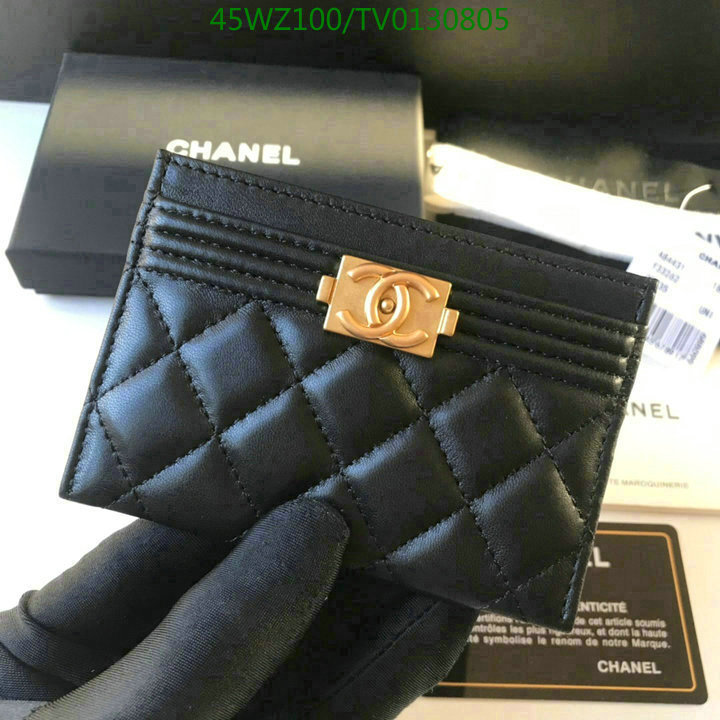 CHANEL 2021 new simple and fashionable multifunctional short card holder wallet coin purse A84431